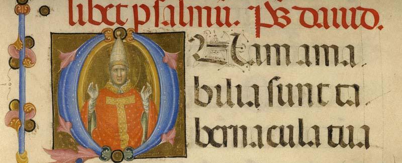 APOSCRIPTA database – Lettres des papes