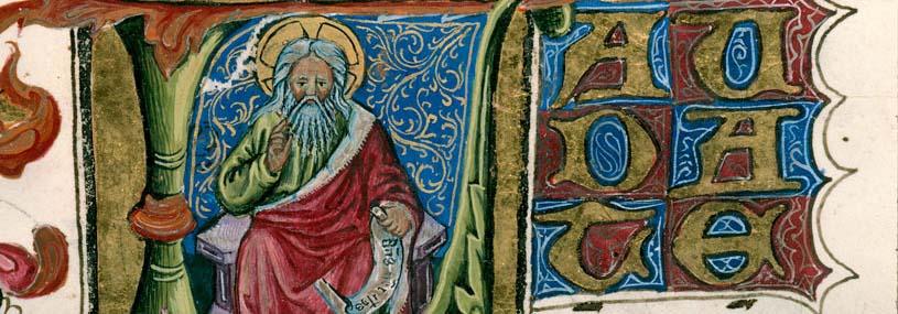 Catalogue de manuscrits liturgiques médiévaux et modernes