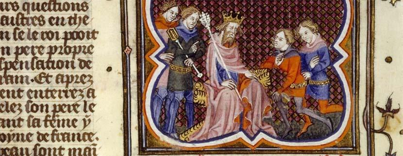 Actes royaux de Philippe IV, roi de France