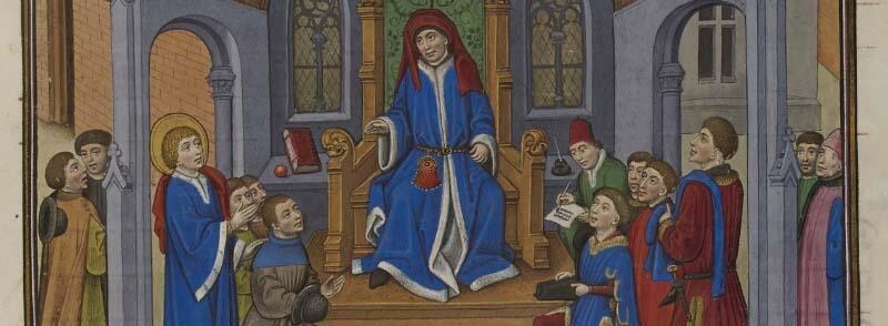 Lettres d'Yves de Chartres